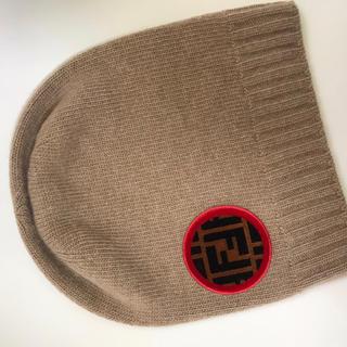 FENDI - fendiニット帽 フェンディ