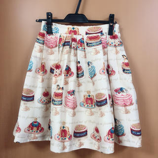 JaneMarple - JaneMarple♡30thアニバーサリーケーキのスカート