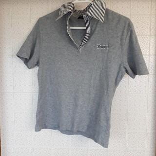 LLサイズ レディースTシャツ(Tシャツ(半袖/袖なし))