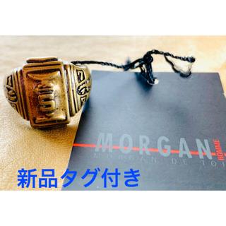 モルガンオム(MORGAN HOMME)の【新品】MORGAN HOMME モルガン オム メンズ  指輪 フリーサイズ(リング(指輪))