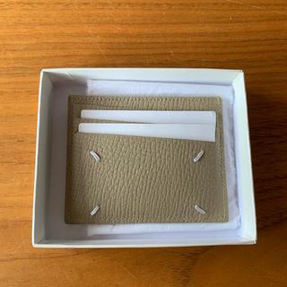 マルタンマルジェラ(Maison Martin Margiela)のMaison Margiela パスケース カードケース(名刺入れ/定期入れ)