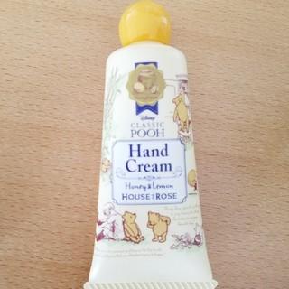 ハウスオブローゼ(HOUSE OF ROSE)のハウスオブローゼ ハンドクリーム クラシック プー はちみつとレモンの香り(ハンドクリーム)