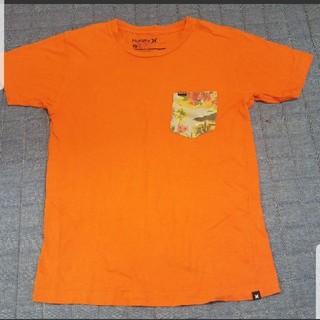 Hurley - ハーレー Tシャツ オレンジ Sサイズ