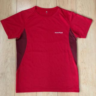 モンベル(mont bell)のmont-bell Tシャツ レディースL ポリエステル モンベル(Tシャツ(半袖/袖なし))