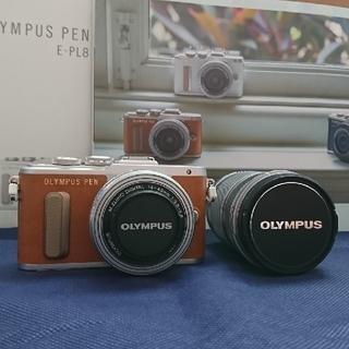 OLYMPUS - OLYMPUS PEN E-PL8 ダブルズームキット