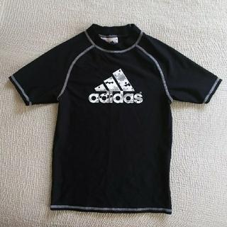 アディダス(adidas)のアディダス ラッシュガード 150 黒(水着)