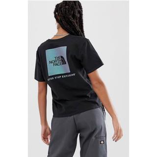 ザノースフェイス(THE NORTH FACE)の【Mサイズ】新品未使用 North Face Tシャツ ボックス ブラック(Tシャツ(半袖/袖なし))