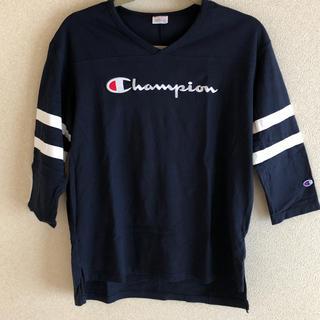 RODEO CROWNS - ロデオクラウンズ  チャンピオン コラボ ロンT 正規品