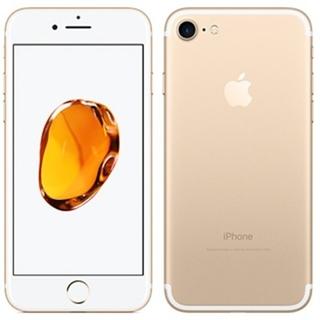 新品開封品 iPhone7 ゴールド 32G UQ