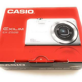 CASIO - CASIO EXILIM EX-ZS28 未使用
