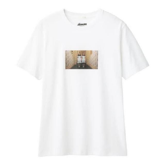 GU(ジーユー)のGU Tシャツ グラフィックT シャイニング shining Lサイズ メンズのトップス(Tシャツ/カットソー(半袖/袖なし))の商品写真