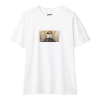 GU - GU Tシャツ グラフィックT シャイニング shining Lサイズ