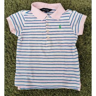 ラルフローレン(Ralph Lauren)のラルフローレン ボーダートップス(Tシャツ/カットソー)