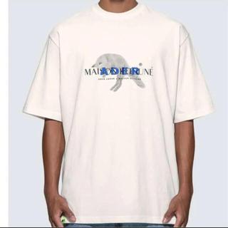 メゾンキツネ(MAISON KITSUNE')のアーダーエラー メゾンキツネ Tシャツ 1 S(Tシャツ/カットソー(半袖/袖なし))