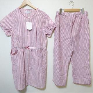 新品 授乳口付 パジャマ 夏物 産後 出産準備 入院 Y138