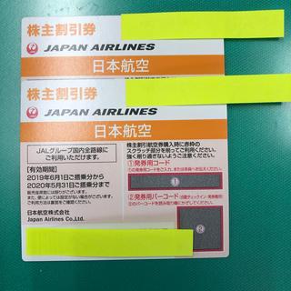 ジャル(ニホンコウクウ)(JAL(日本航空))のJAL株主割引券(その他)