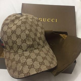 グッチ(Gucci)のグッチ ベースボールキャップ(キャップ)