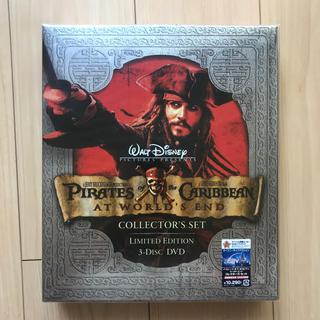 ディズニー(Disney)のパイレーツオブカリビアン ワールドエンド コレクターズセットDVD(外国映画)