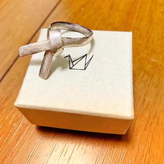 折形 シルバーリング(リング(指輪))