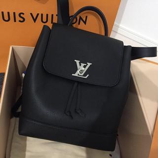 ルイヴィトン(LOUIS VUITTON)のヴィトン ロックミー リュック バックパック 美品(リュック/バックパック)