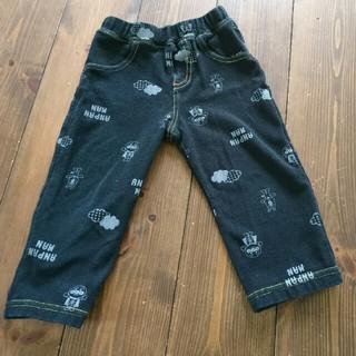 アンパンマン(アンパンマン)のアンパンマン  9~8分丈パンツ  ズボン  90㎝(パンツ/スパッツ)