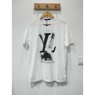 ルイヴィトン(LOUIS VUITTON)のLouis Vuitton ラウンドネック コットンTシャツ(Tシャツ/カットソー(半袖/袖なし))