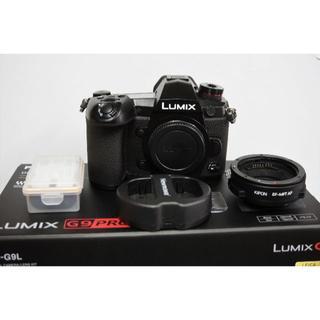 Panasonic - LUMIX G9 PRO ボディのみ