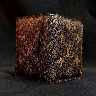 ルイヴィトン(LOUIS VUITTON)の正規品 Louis Vuitton 名刺ケース カードケース (名刺入れ/定期入れ)