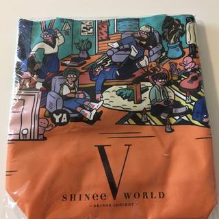 シャイニー(SHINee)のSHINee SHINee World V バッグ 未使用(アイドルグッズ)