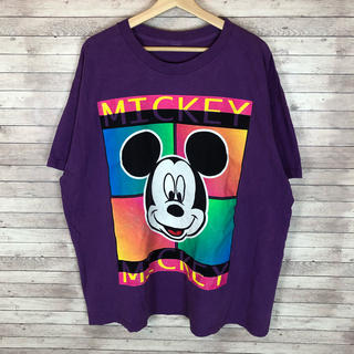 Disney - 90'sDisney ミッキーマウス ディズニー Tシャツ メンズ