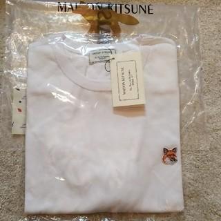 メゾンキツネ(MAISON KITSUNE')のMaison kitsune ヘッドパッチ(Tシャツ/カットソー(半袖/袖なし))