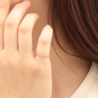 ノジェス(NOJESS)のNOJESS ピンキー k10(リング(指輪))