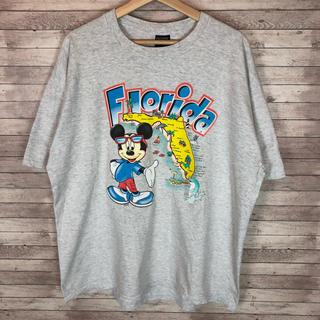 Disney - 90'sDisney ディズニー ミッキーマウス Tシャツ メンズXL