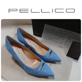 ペリーコ(PELLICO)の新品 PELLICO 定番人気 ANELLI ANDREA 定価49680(ハイヒール/パンプス)