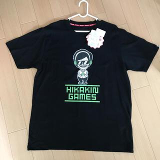 しまむら - 新品未使用*ヒカキン Tシャツ*ヒカキンゲームズ YouTube*HIKAKIN