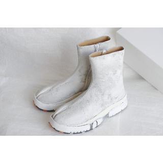 マルタンマルジェラ(Maison Martin Margiela)の新品! Margiela マルジェラ フュージョンスニーカー足袋ブーツ(ブーツ)