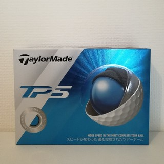テーラーメイド(TaylorMade)の未使用新品‼️テーラーメード ゴルフボール TP5 2019(その他)