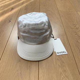 snidel - スナイデルキャップ