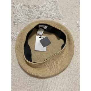 ビューティアンドユースユナイテッドアローズ(BEAUTY&YOUTH UNITED ARROWS)の【タイムセール】夏用ベレー帽(ハンチング/ベレー帽)