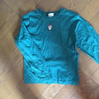 ラルフローレン(Ralph Lauren)のcopie RENOWNのグリーンロンT(Tシャツ/カットソー)