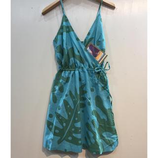 パタゴニア(patagonia)のpataloha/patagonia レディース 8ワンピース ドレス(ひざ丈ワンピース)