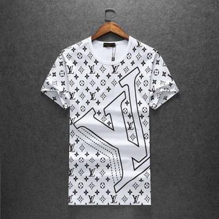 ルイヴィトン(LOUIS VUITTON)のLouisVuittonlv  ルイヴィトン Tシャツ(Tシャツ/カットソー(半袖/袖なし))