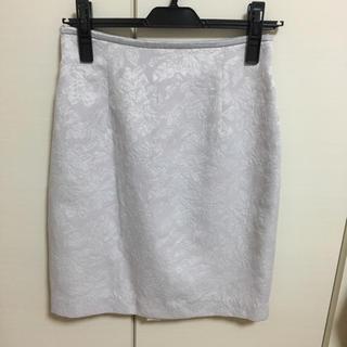 ジャスグリッティー(JUSGLITTY)の美品 ジャスグリッティー スカート(ひざ丈スカート)