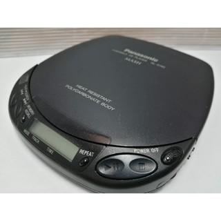 パナソニック(Panasonic)のパナソニック SL-S140 ポータブルCDプレーヤー(ポータブルプレーヤー)