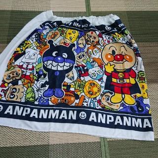 アンパンマン(アンパンマン)のアンパンマン巻きタオル(マリン/スイミング)