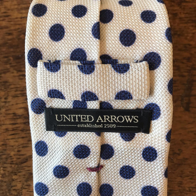UNITED ARROWS(ユナイテッドアローズ)のユナイテッドアローズ ネクタイ メンズのファッション小物(ネクタイ)の商品写真