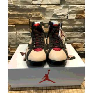 Air Jordan 7 Retro Patta Shimmer/Tough(スニーカー)