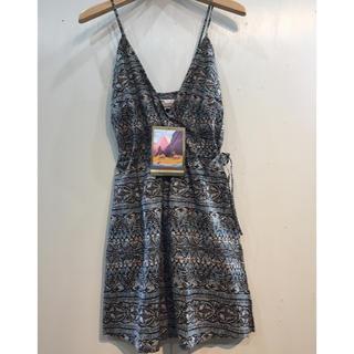 パタゴニア(patagonia)のpatagonia /patalohaレディース  4ワンピース ドレス(ひざ丈ワンピース)