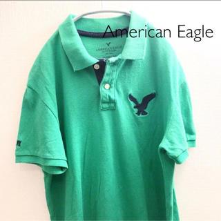 アメリカンイーグル(American Eagle)のアメリカンイーグル ポロシャツ S American Eagle (ポロシャツ)