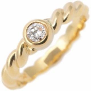 ティファニー(Tiffany & Co.)のティファニー ツイストバンド ダイヤモンド リング 12号(リング(指輪))